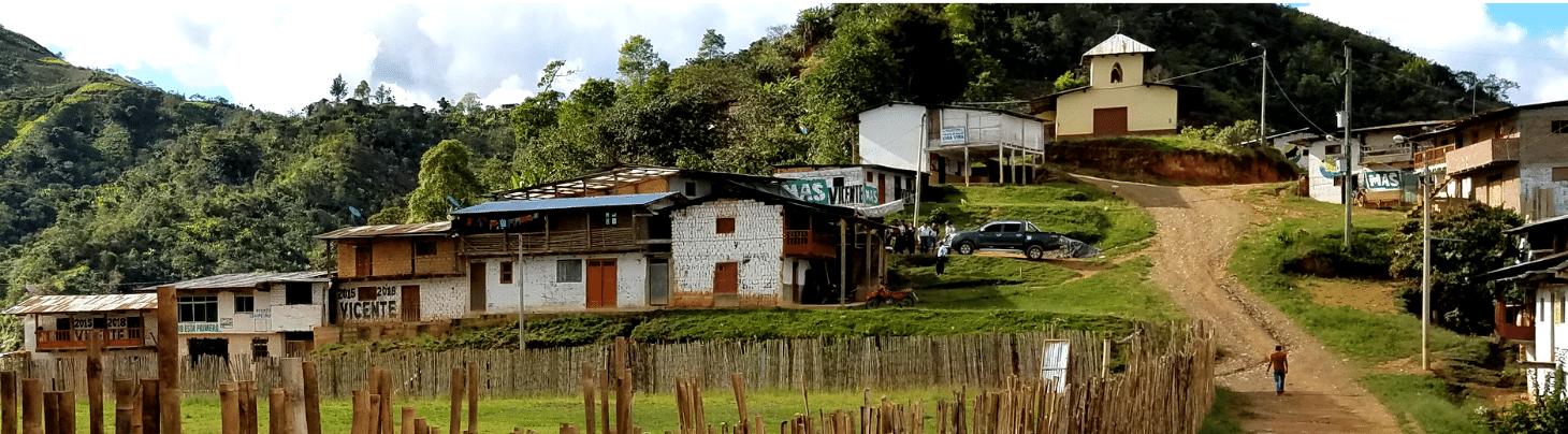 El Cautivo, Peru