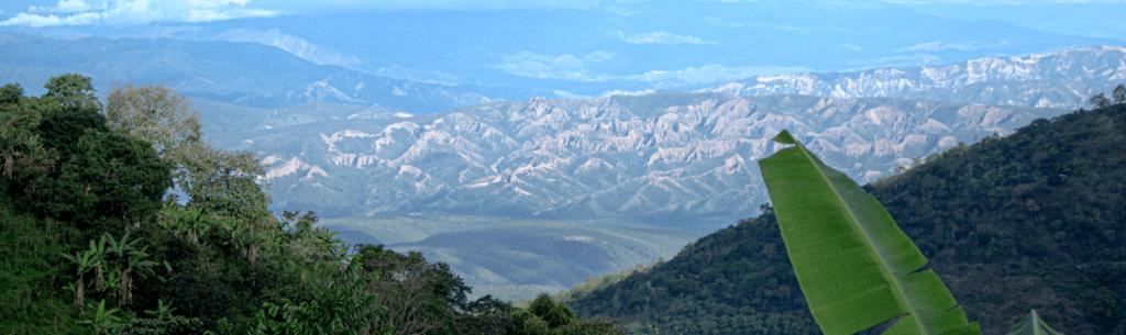 El Cautivo, Peru, Coffee village